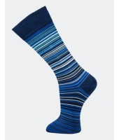 effio stripes socks navy